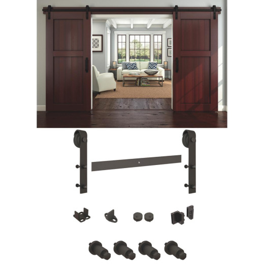 Interior Barn Door Hardware