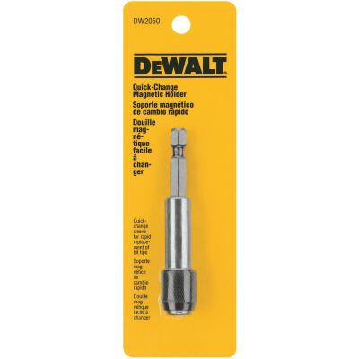 DeWalt 3 In. Standard Hex Shank Bit Holder