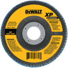 DeWalt 4-1/2 In. 36-Grit Type 29 High Performance Zirconia Angle Grinder Flap Disc Image 1