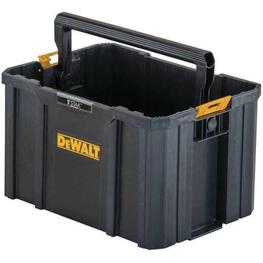 DeWalt TSTAK 17-1/4 In. Open Tote Toolbox
